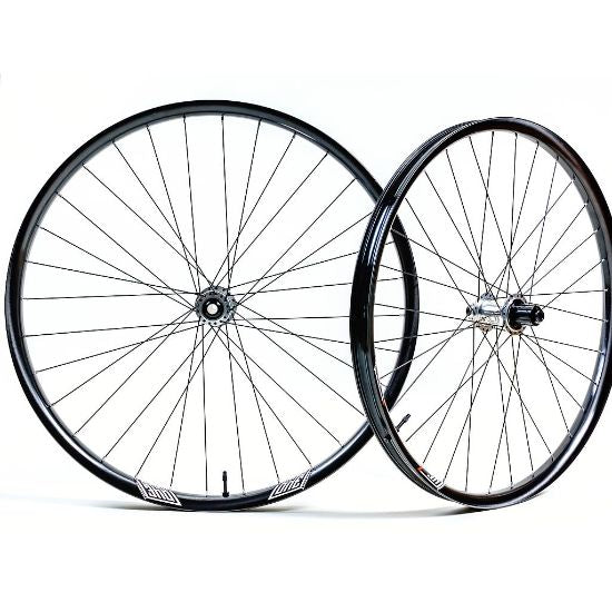 We Are One Composites Revolution Custom Wheelset w/ The Strife Rims