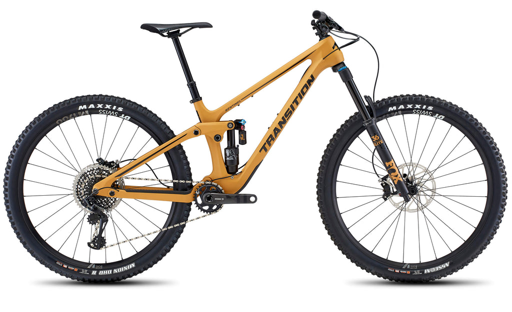 "2020 Transition Sentinel 29"" Carbon 150mm NX / GX / X01 Complete Bike"
