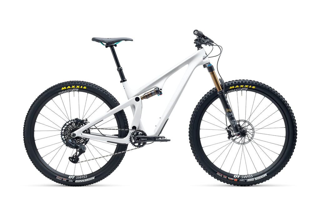 "2021 Yeti SB115 Complete Turq Series 29"" Mountain Bike"