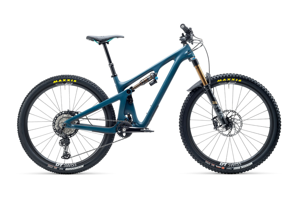 "2021 Yeti SB130 Complete Turq Series 29"" Mountain Bike"