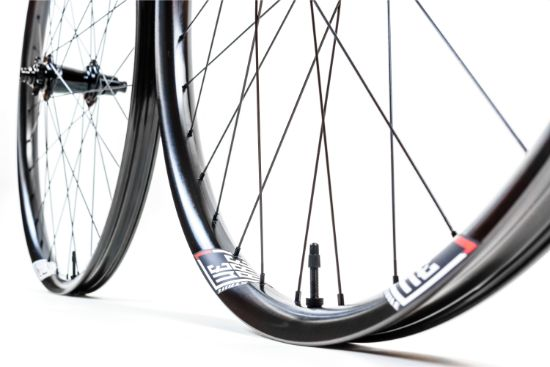 We Are One Composites Revolution Custom Wheelset w/ The Revive Rims