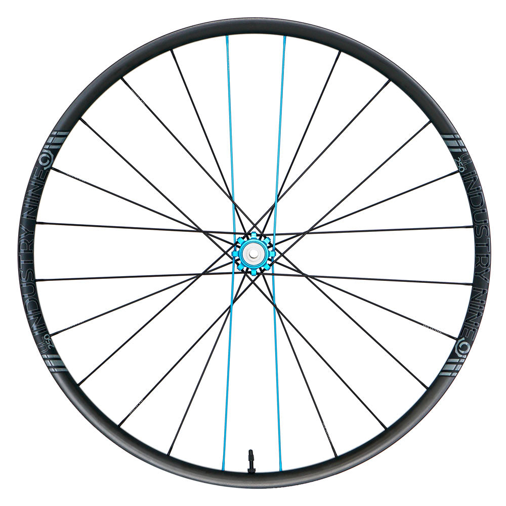 Industry Nine Ultralight 250 TRA 700c Carbon Torch Wheelset