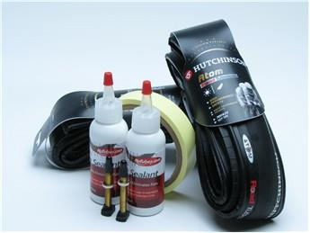 Stan's NoTubes Atom Road Tubeless Bundle