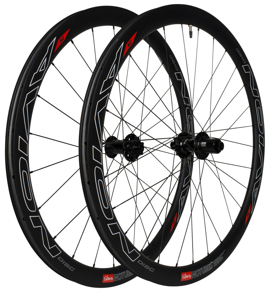 Stan's NoTubes Avion Team Road/Cyclocross Disc 700C Carbon Wheelset