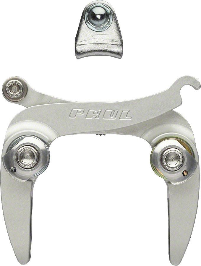 Paul Component Engineering Racer M Center Pull Brake Front Silver