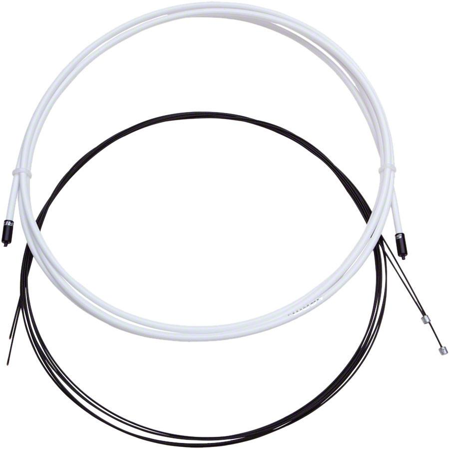 SRAM Slickwire Road/MTB 4mm Shift Cable and Housing Set, White