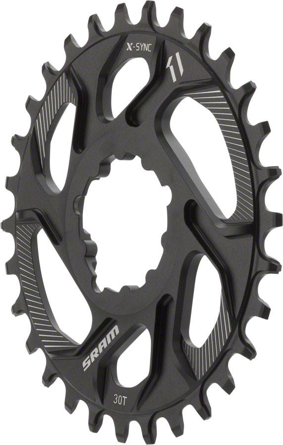 SRAM X-Sync Direct Mount Chainring 30 Teeth 3mm Offset for Boost Frame Geometry