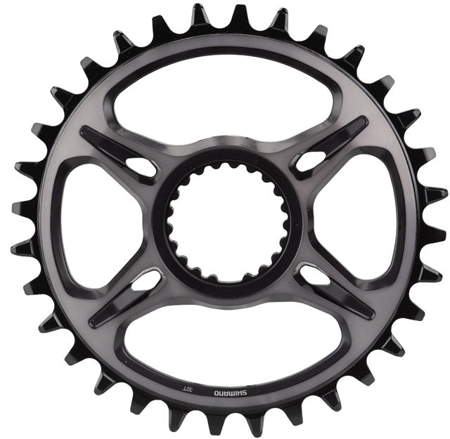 Shimano SM-CRM95 XTR 1x Direct-Mount Chainring for M9100 and M9120 Cranks, requires Hyperglide+ compatible chain, 36T