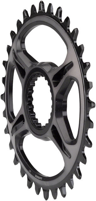 Shimano SM-CRM95 XTR 1x Direct-Mount Chainring for M9100 and M9120 Cranks, requires Hyperglide+ compatible chain, 32T