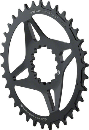 Shimano XT M770 M780 104mm BCD 10-Speed Middle Chainring Steel Carbon