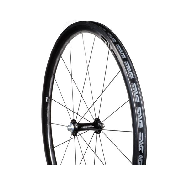 Chris King Built Wheelset - ENVE 3.4 Clincher R45 20/24