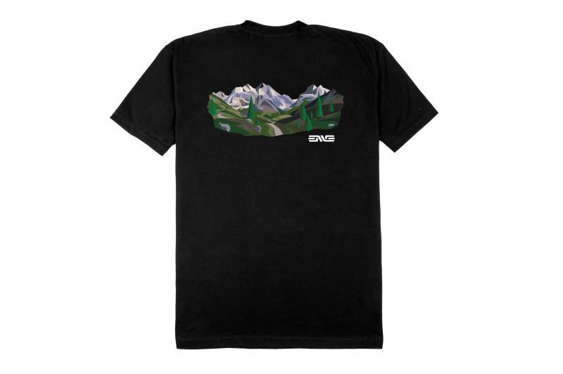 ENVE SHORT SLEEVE MOUNTAINSCAPE T-SHIRT