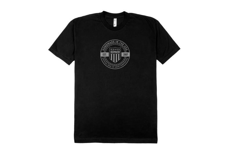 ENVE SHORT SLEEVE HANDMADE IN THE USA SEAL T-SHIRT