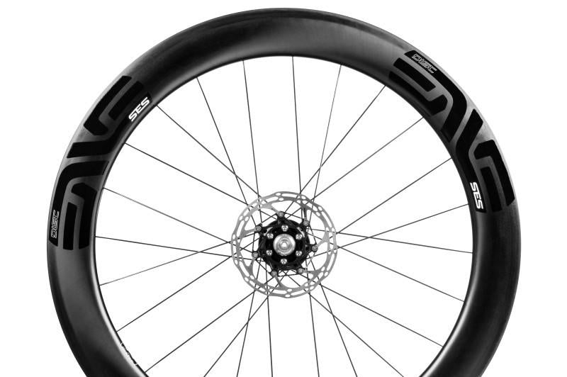 ENVE Carbon Fiber SES 5.6 Disc Clincher / Tubular Road Wheelset