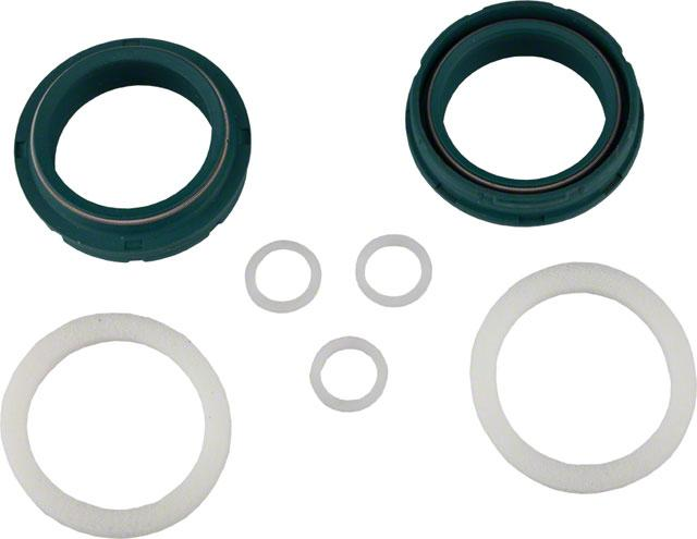 SKF Low-Friction Dust Wiper Seal Kit: Ohlins/X-Fusion 34mm Forks