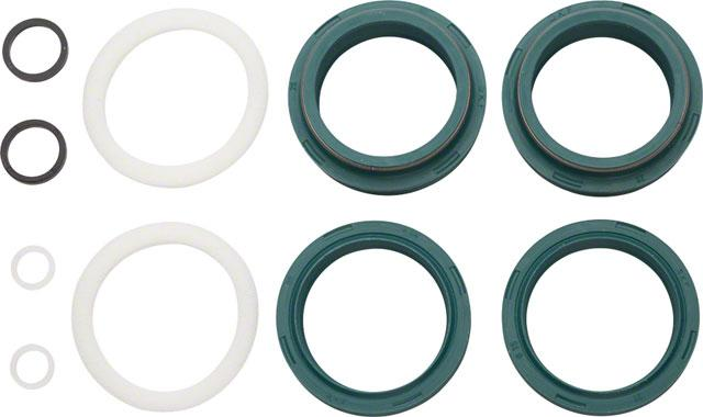 SKF Low-Friction Dust Wiper Seal Kit: RockShox 35mm Flangeless, Fits 2007-Current Forks