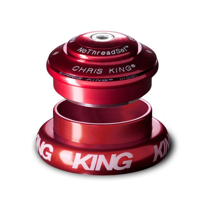 """Head Set from KINGSTAR 1 1//8/"""" Intergrated Headset Red"""