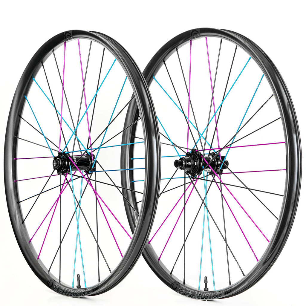 "Industry Nine Grade 315 27.5"" / 29"" Carbon Hydra Wheelset"