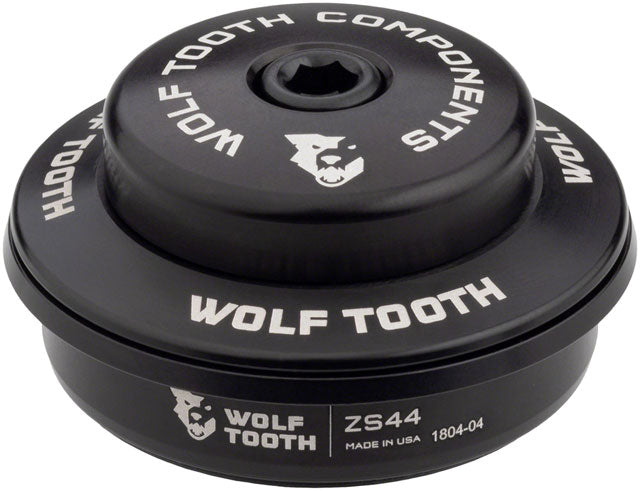 Wolf Tooth ZS44/28.6 Upper Headset 6mm Stack Black