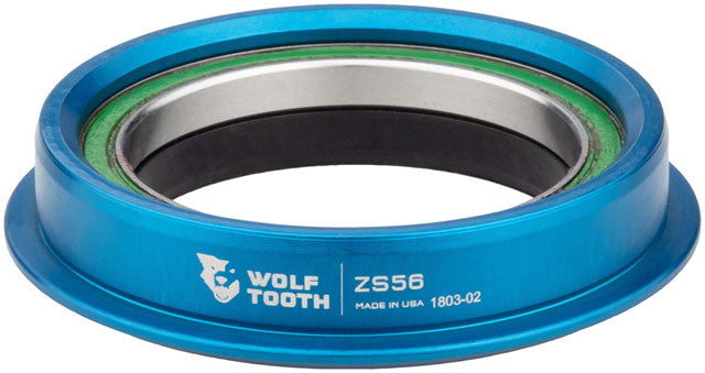 Wolf Tooth ZS56/40 Lower Headset Blue