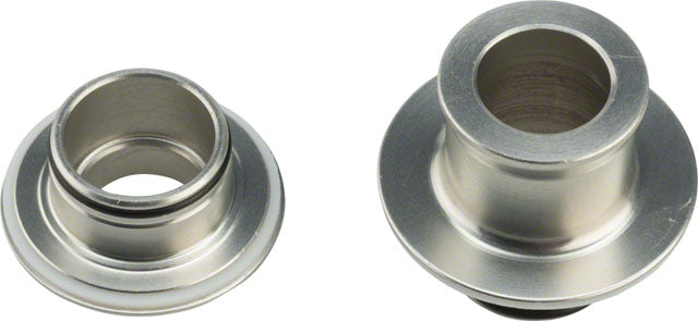 Industry Nine Torch Road Centerlock Front Axle End Cap Conversion Kit: Converts to 12mm Thru Axle