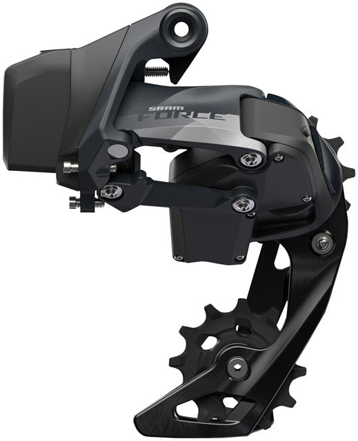 SRAM Force eTap AXS Electronic Road Groupset - 1x12-Speed, HRD Brake/Shift Levers, Flat Mount Disc Calipers, Rear Derailleur, Center Lock
