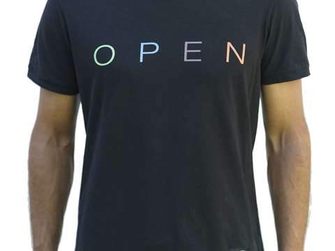 Open Cycle Logo T-Shirt