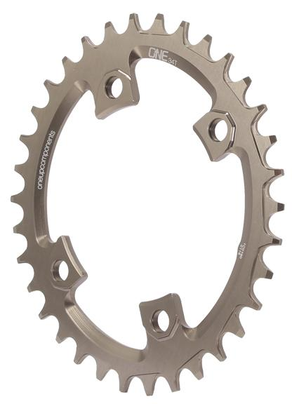 OneUp Components XTR M9000 96BCD Oval Traction Chainring