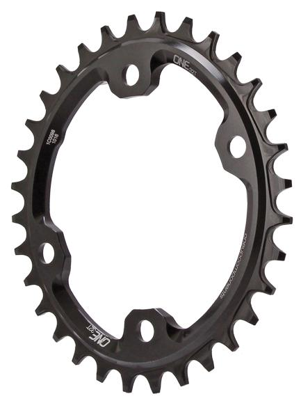 OneUp Components XT M8000 96BCD Oval Traction Chainring