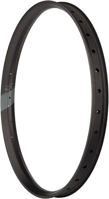 Whisky No. 9 Carbon Tubeless 27.5+ Trail Rim, 5mm Width, 32h, Matte Black
