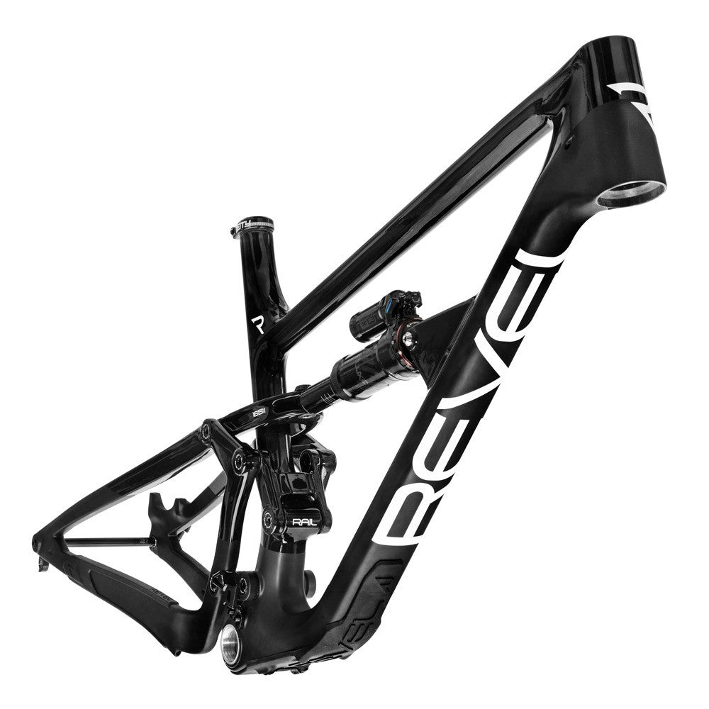 "Revel Bikes Rail 27.5"" Frame (Fork Option)"