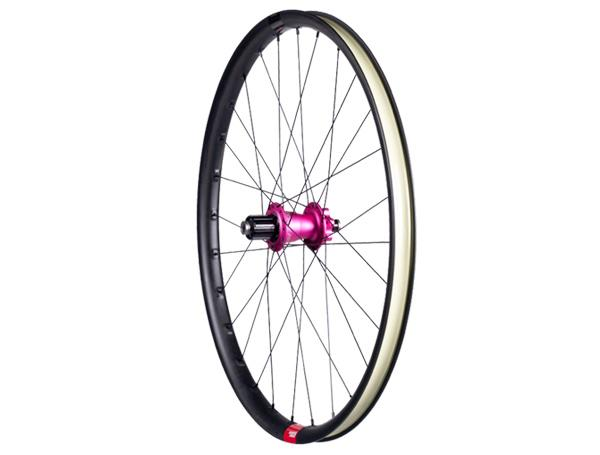 "Chris King Built Wheelset - Santa Cruz Reserve 27 29"" 28/28"