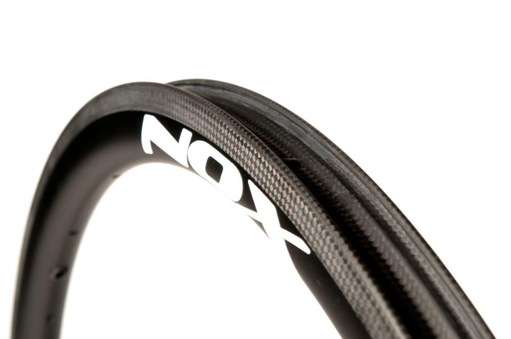 Nox Composites S36R 700C Carbon Tubeless Road Wheelset
