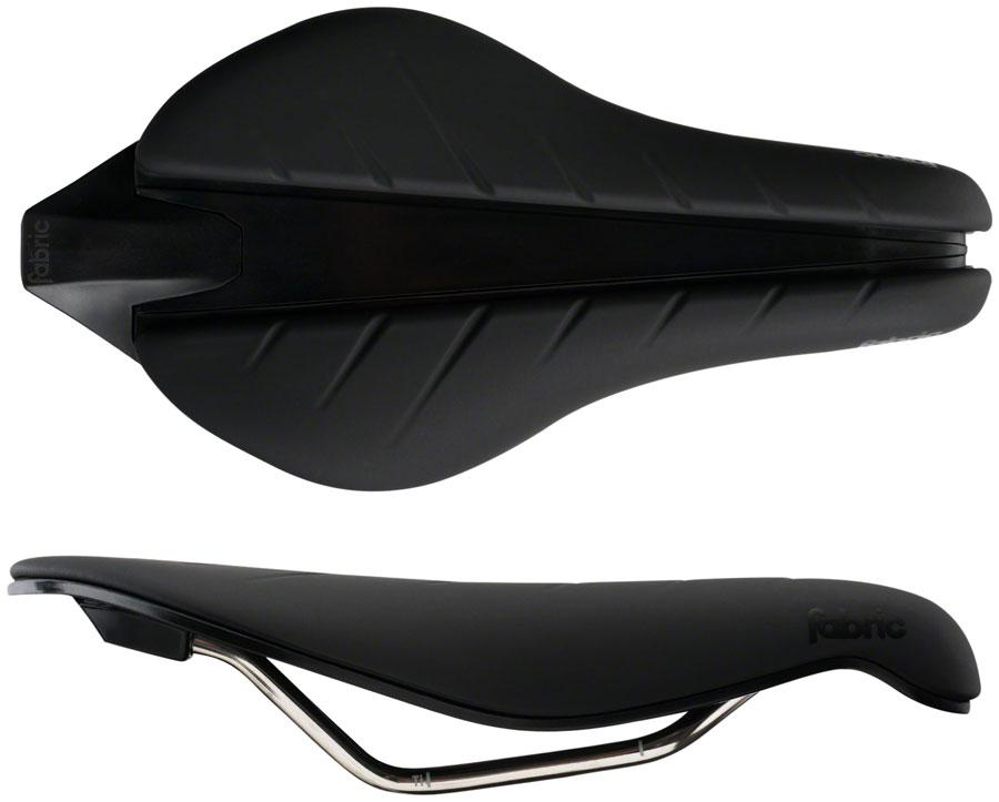 Fabric Tri Race Flat Saddle