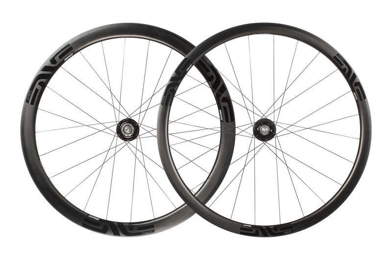 ENVE Carbon Fiber SES 3.4 Disc Clincher Road Wheelset