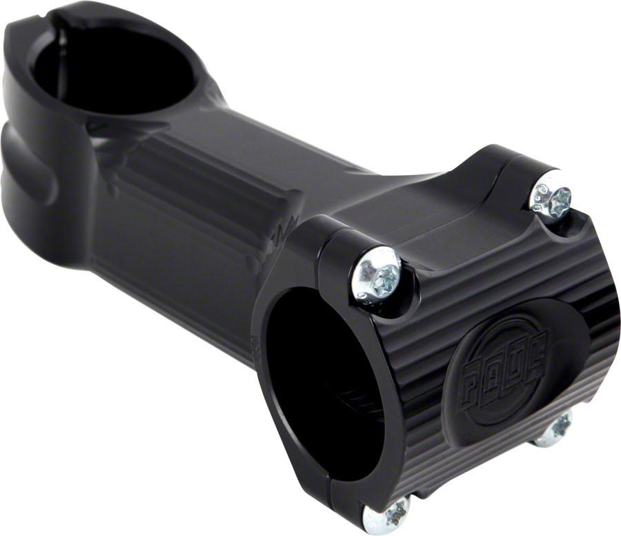 "Paul Component Engineering Boxcar Stem, 90mm +/- 15 degree 31.8mm 1-1/8"" Threadless Black"