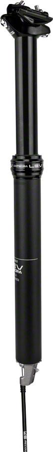 KS LEV Integra Dropper Seatpost, 31.6, 150mm Travel, Black