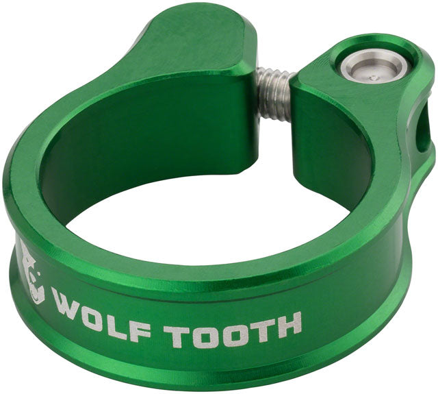 Wolf Tooth Seatpost Clamp 29.8mm Green