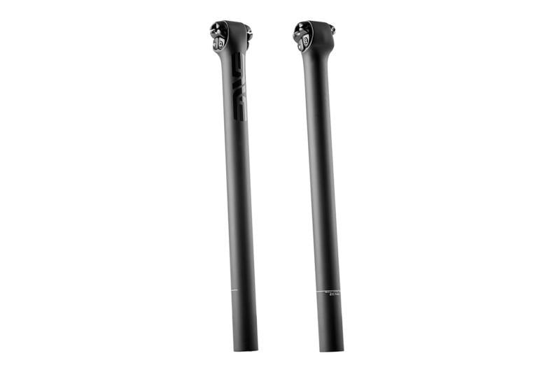 ENVE Carbon Fiber Seatpost, 0mm Offset 400 x 30.9mm Black