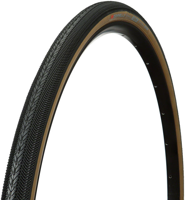 Donnelly Sports Strada USH Tire - 700 x 32, Tubeless, Folding, Black/Tan