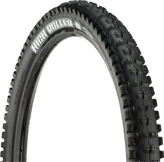 Maxxis High Roller II Tire - 27.5 x 2.8, Tubeless, Folding, Black, 3C Maxx Terra, EXO