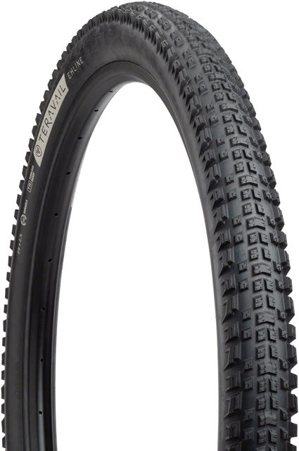 Teravail Ehline Tire - 29 x 2.5, Tubeless, Folding, Black, Light and Supple