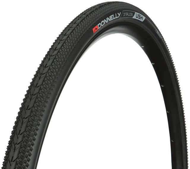 Donnelly Sports X'Plor USH Tire - 700 x 35, Clincher, Folding, Black, 120tpi