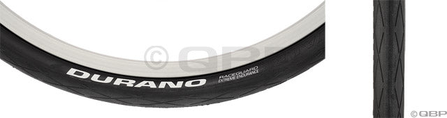 Schwalbe Durano Tire - 700 x 28, Clincher, Folding, Black, Performance Line, RaceGuard