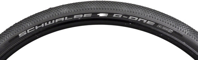 Schwalbe G-One Allround Tire - 700 x 38, Tubeless, Folding, Black, Evolution Line, MicroSkin