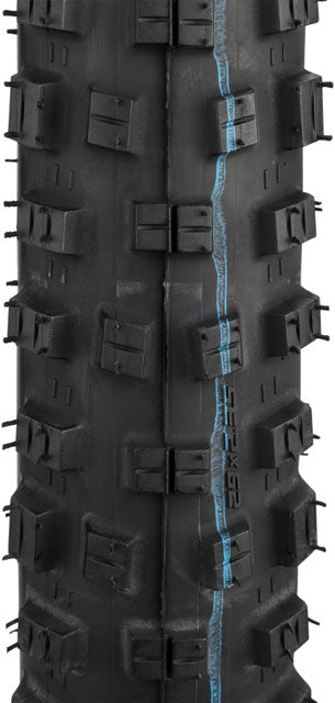 Schwalbe Nobby Nic Tire - 27.5 x 2.6, Tubeless, Folding, Black, Evolution Line, Addix Speedgrip