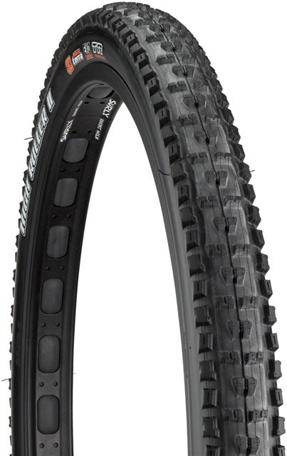Maxxis High Roller II Tire - 27.5 x 2.3, Tubeless, Folding, Black, 3C Maxx Terra, EXO