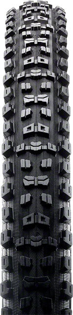 Maxxis Aggressor Tire - 29 x 2.5, Folding, Tubeless, Black, Dual, EXO, Wide Trail