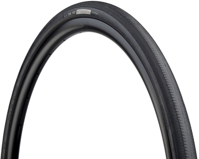 Teravail Rampart Tire - 700 x 32, Tubeless, Folding, Black, Light and Supple