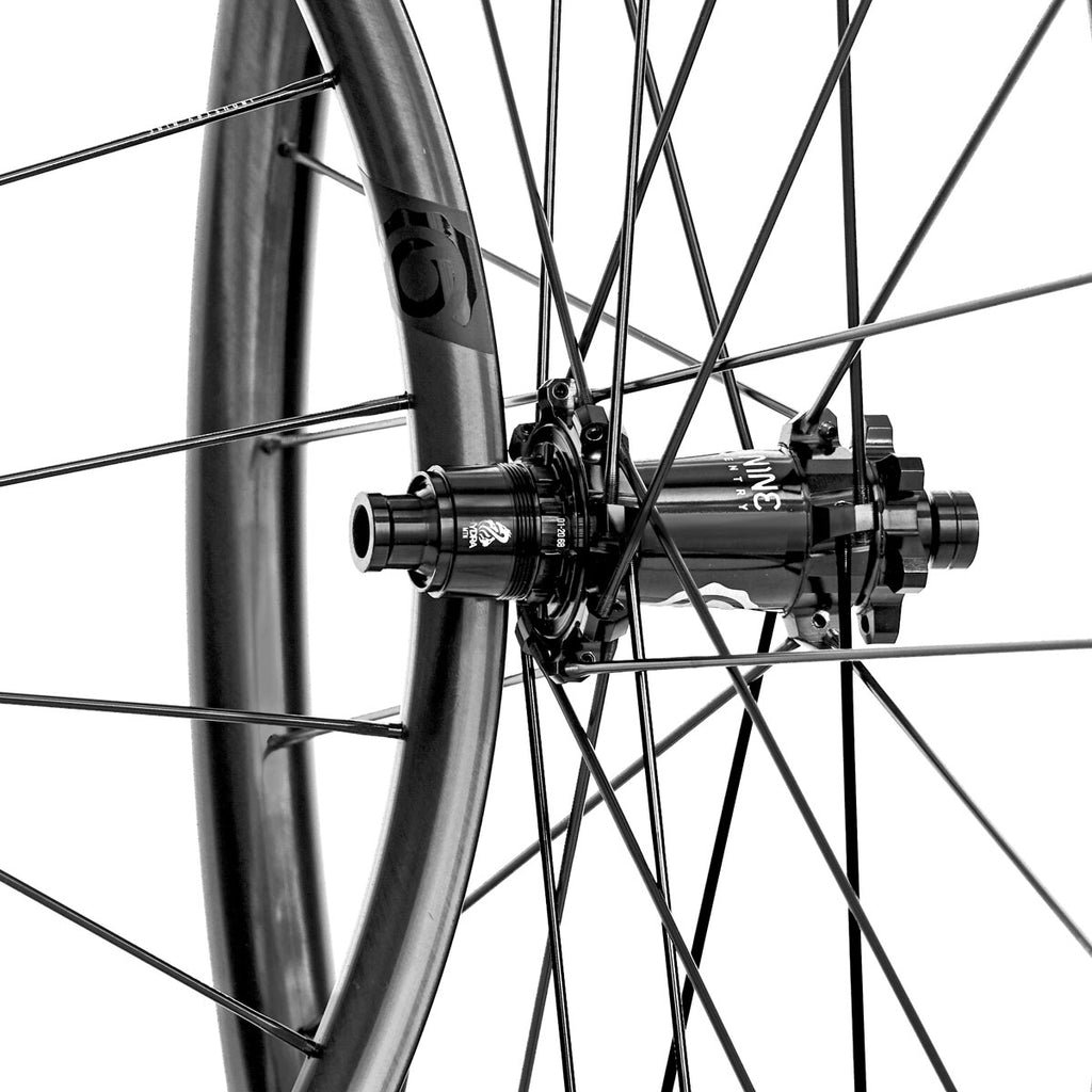 "Industry Nine Ultralight 280 29"" Carbon Hydra Wheelset"
